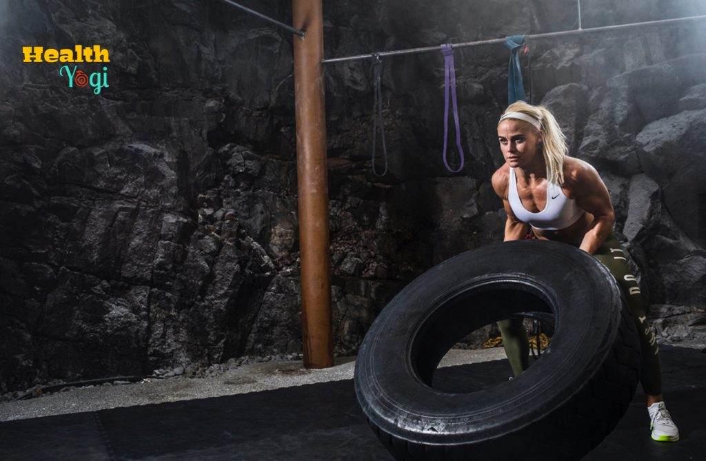 Sara Sigmundsdottir Workout Routine