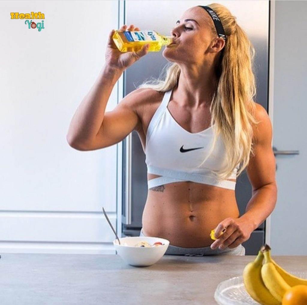 Sara Sigmundsdottir meal Plan