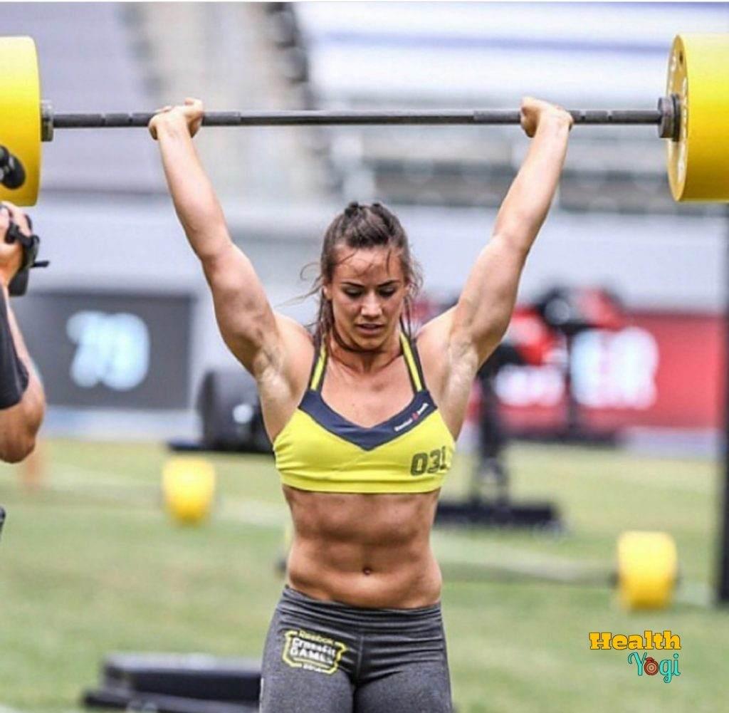 Camille Leblanc-Bazinet Exercise Routine
