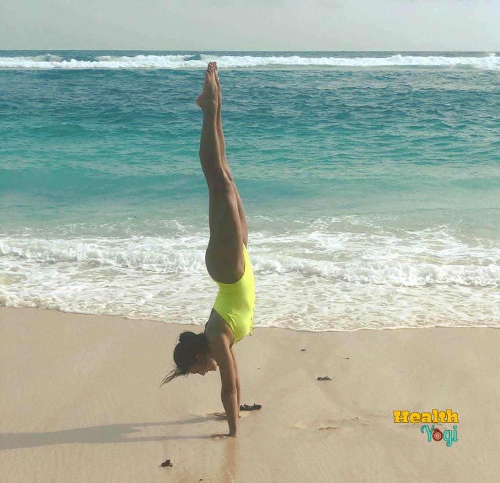 Jacqueline Fernandez Exercise