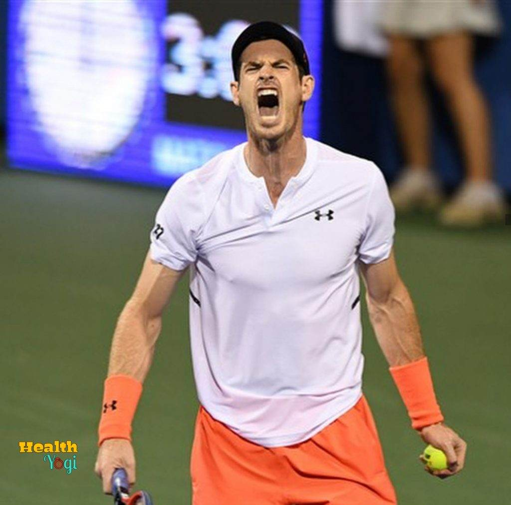 Andy Murray Fitness Regime