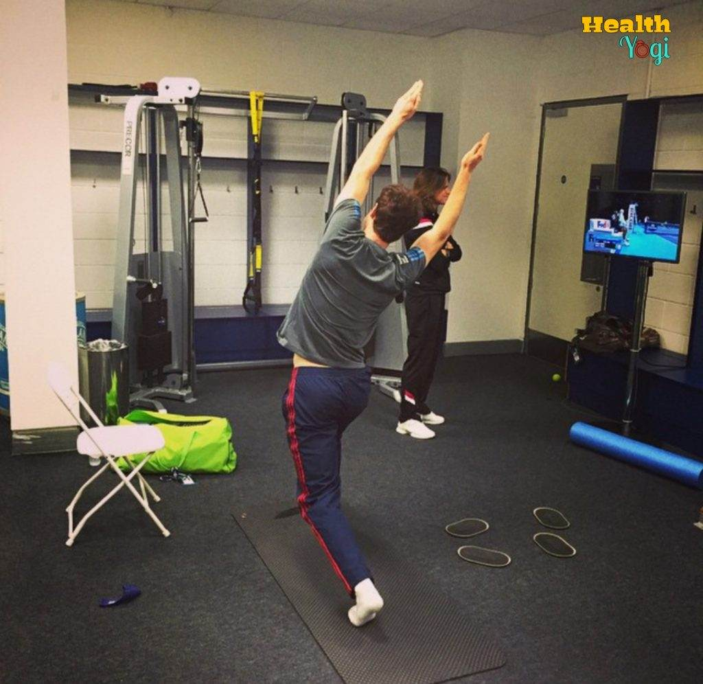 Andy Murray Exercise Routine