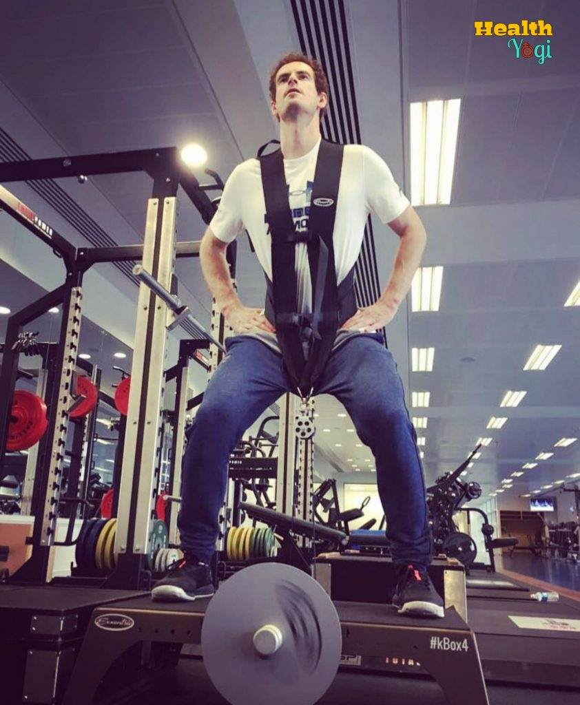 Andy Murray Gym