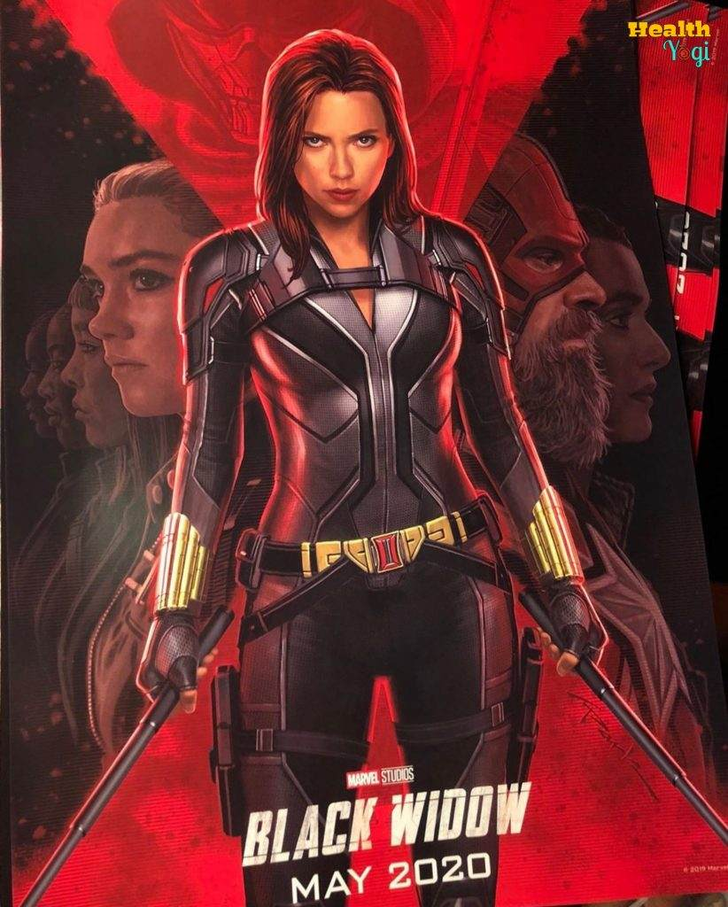 Florence Pugh BLACK WIDOW MOVIE