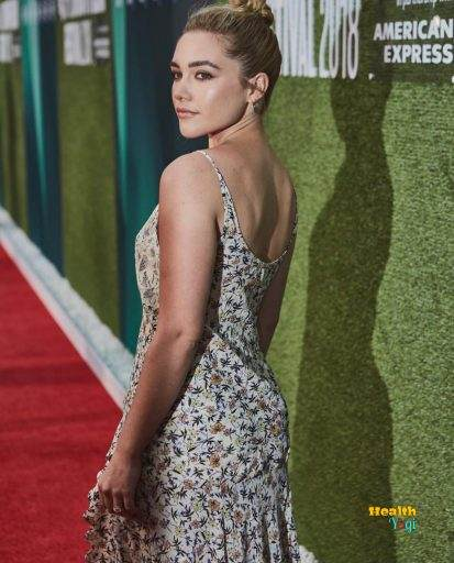 Florence Pugh Diet Plan and Workout Routine