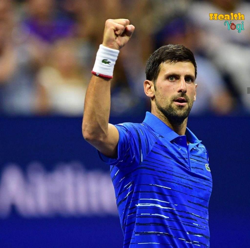 Novak Djokovic Fitness Regime