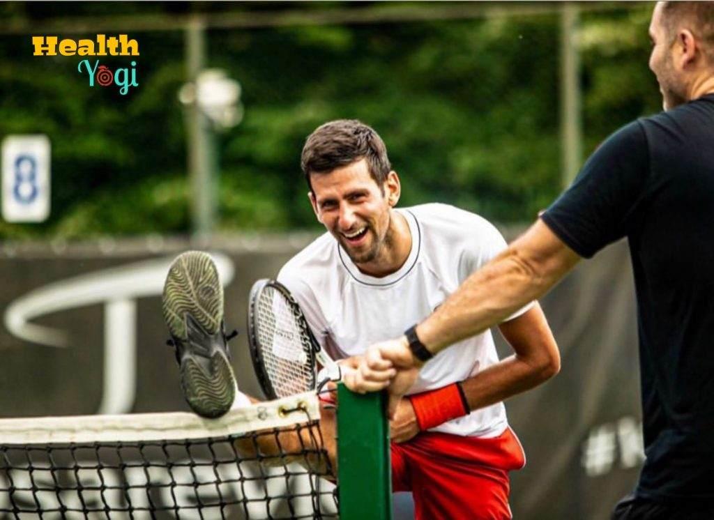 Novak Djokovic Exercise Plan