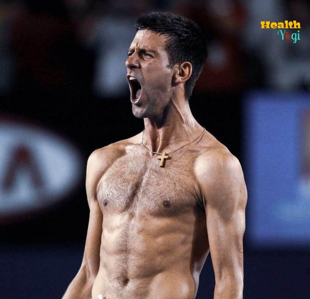 Novak Djokovic Workout Routine and Diet Plan