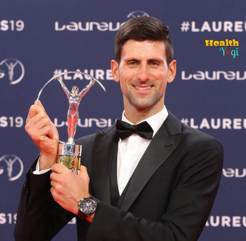 Novak Djokovic Pic