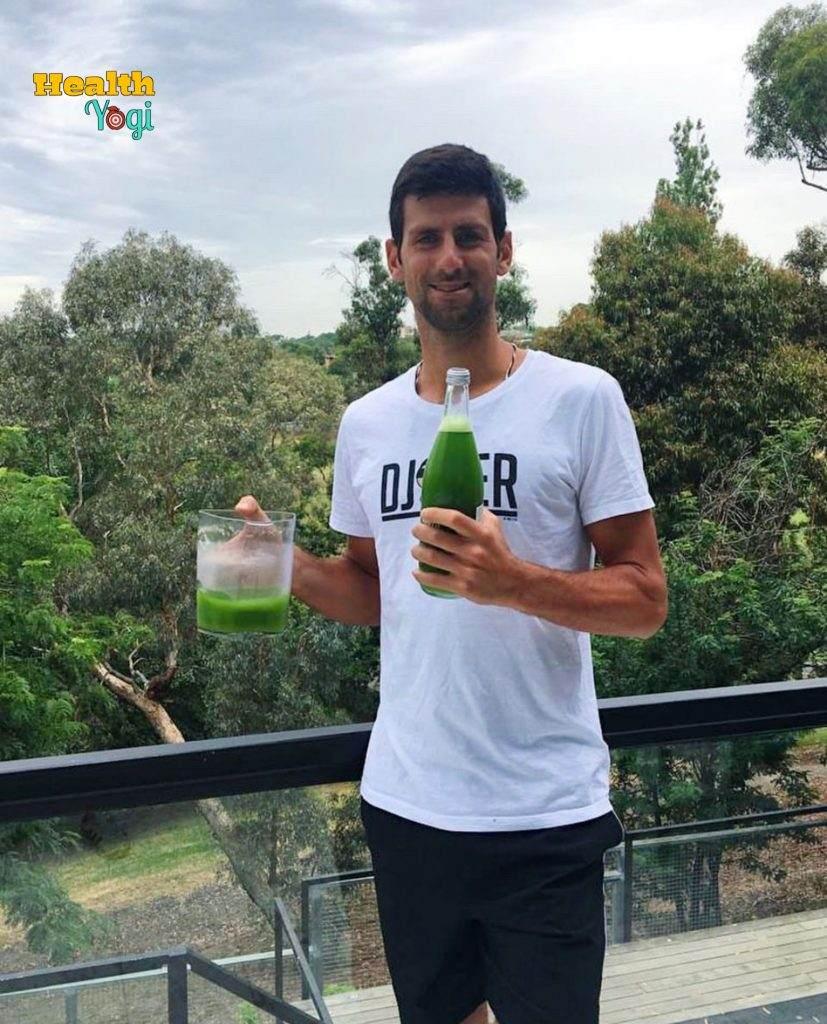 Novak Djokovic Diet Plan