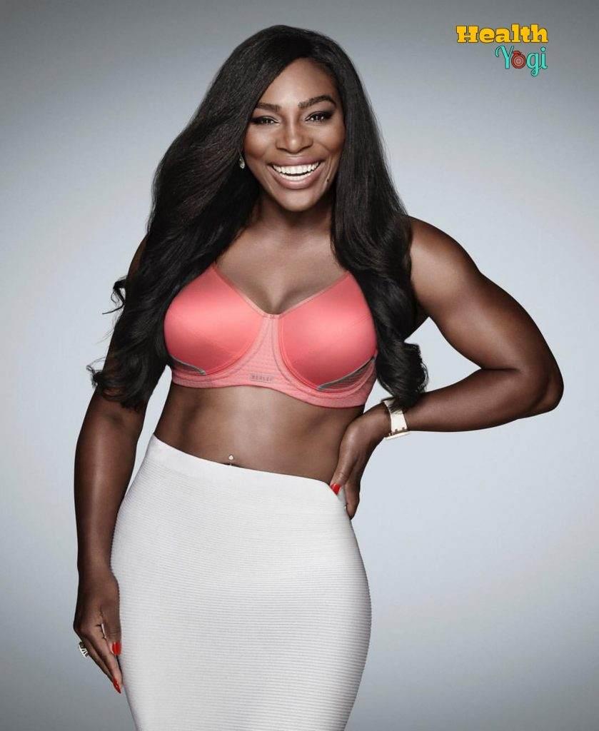 Serena Williams meal plan