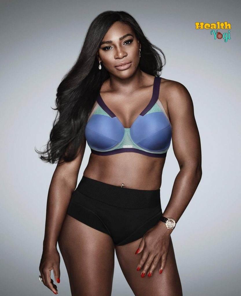 Serena Williams fitness HD Photo