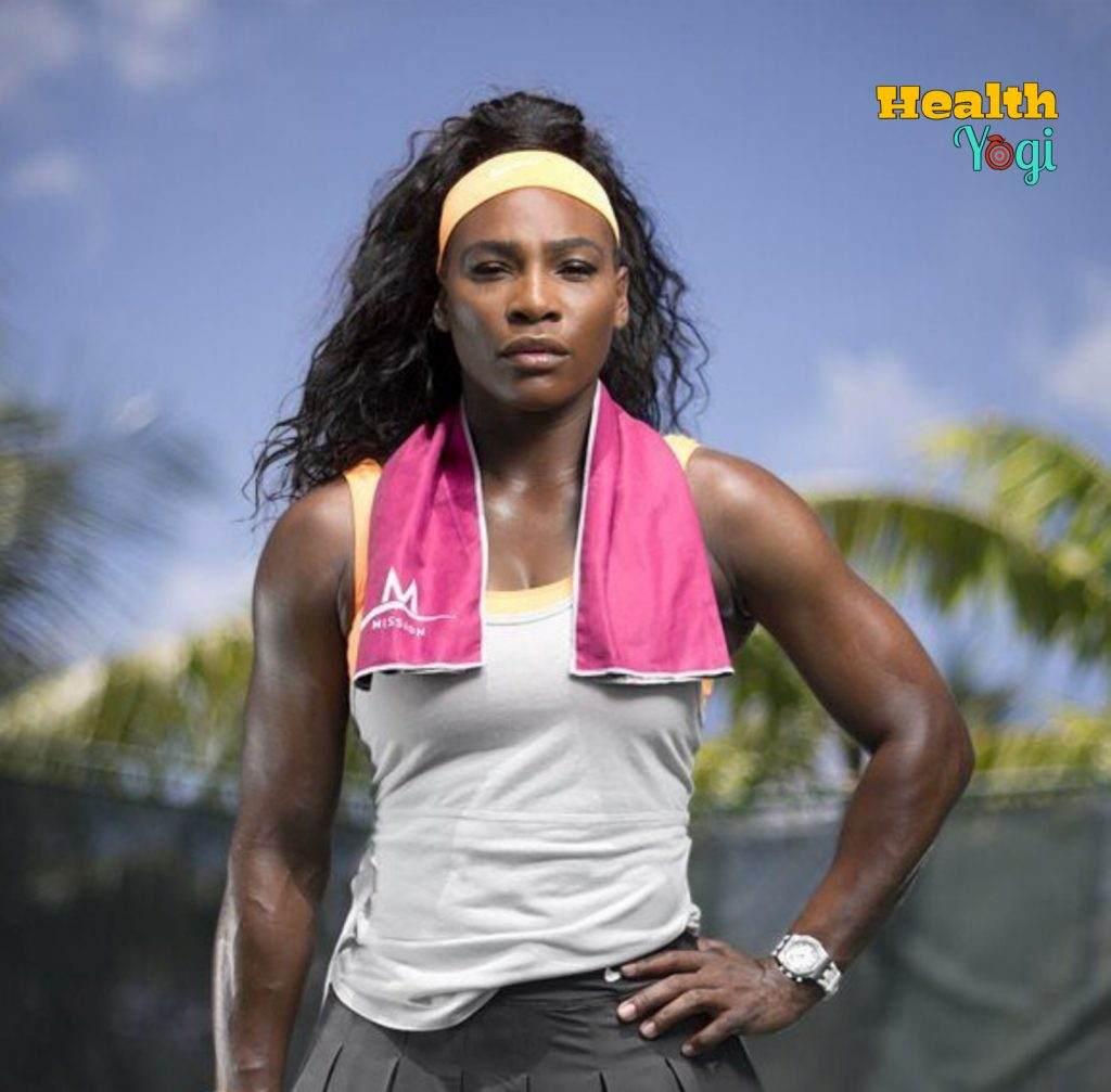 Serena Williams Workout Routine