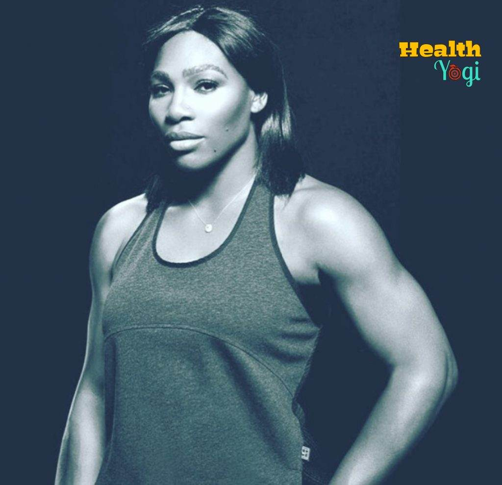 Serena Williams bodybuilding