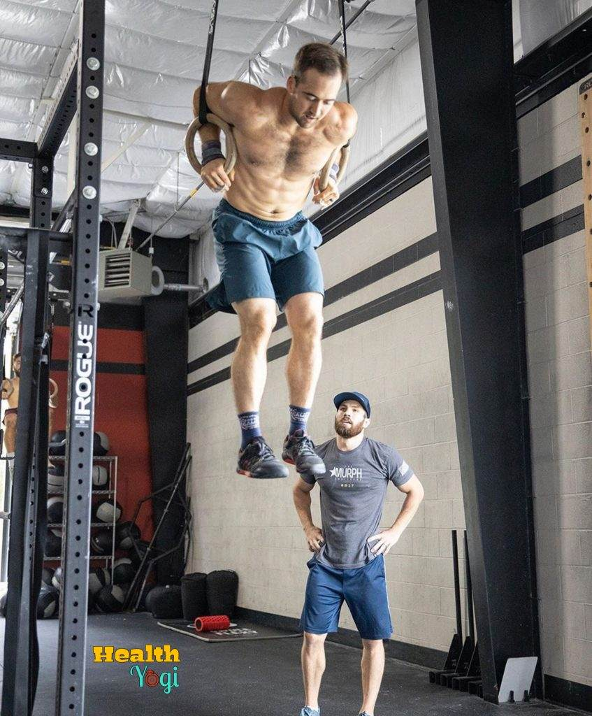 Ben Smith Workout Routine