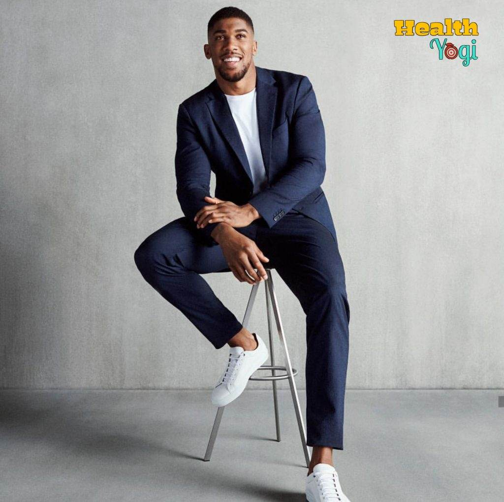 Anthony Joshua HD Photo
