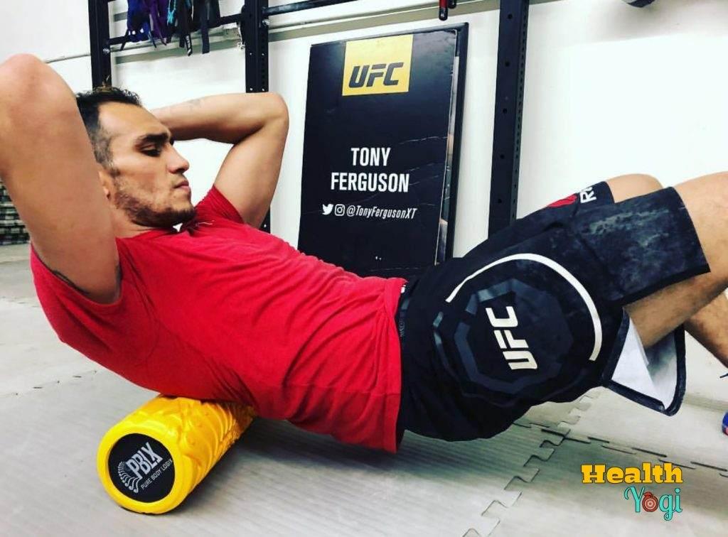 Tony Ferguson gym