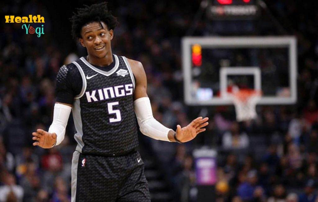 De'Aaron Fox meal Plan