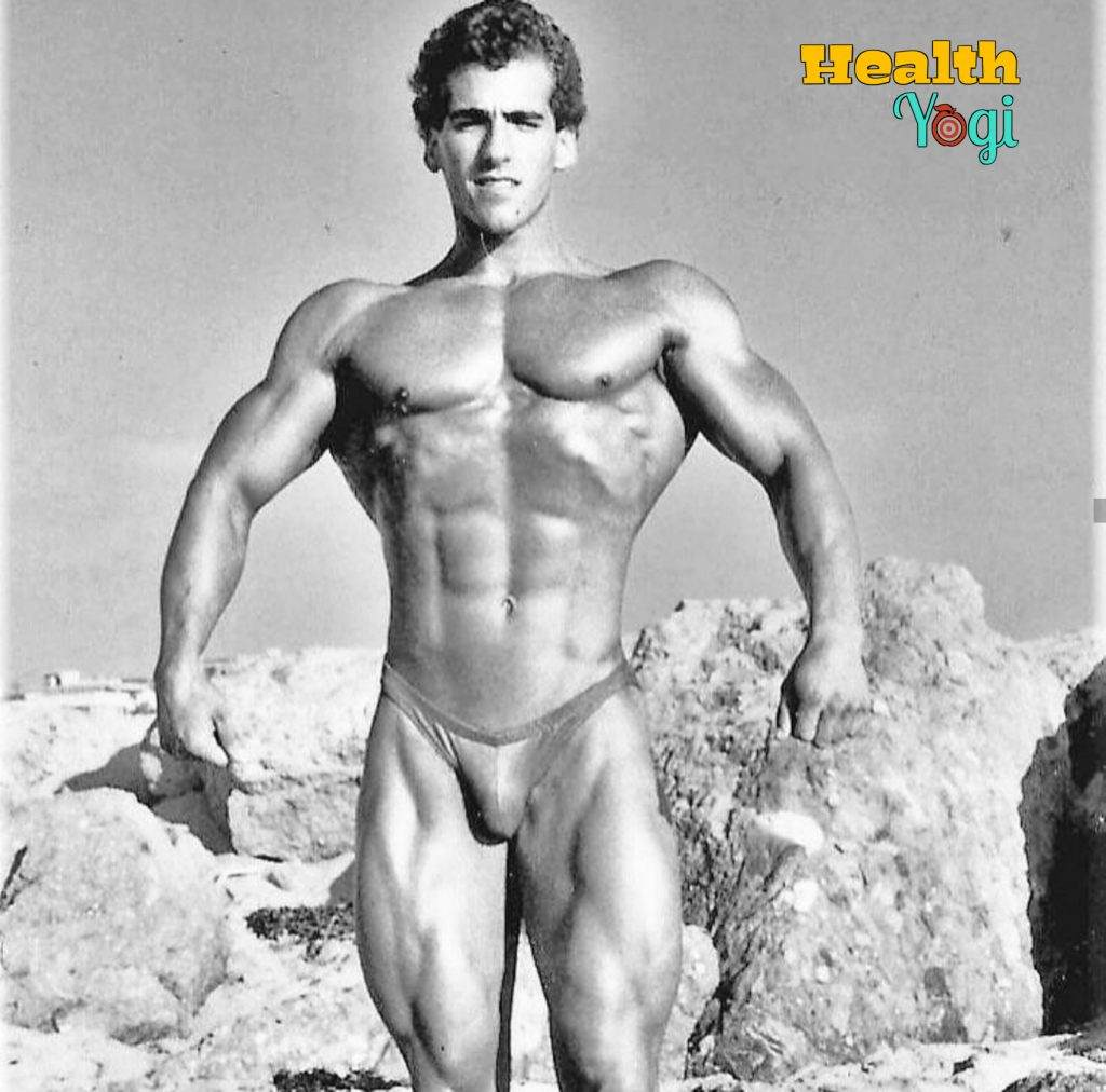 Bob Paris Bodybuilder old Photo