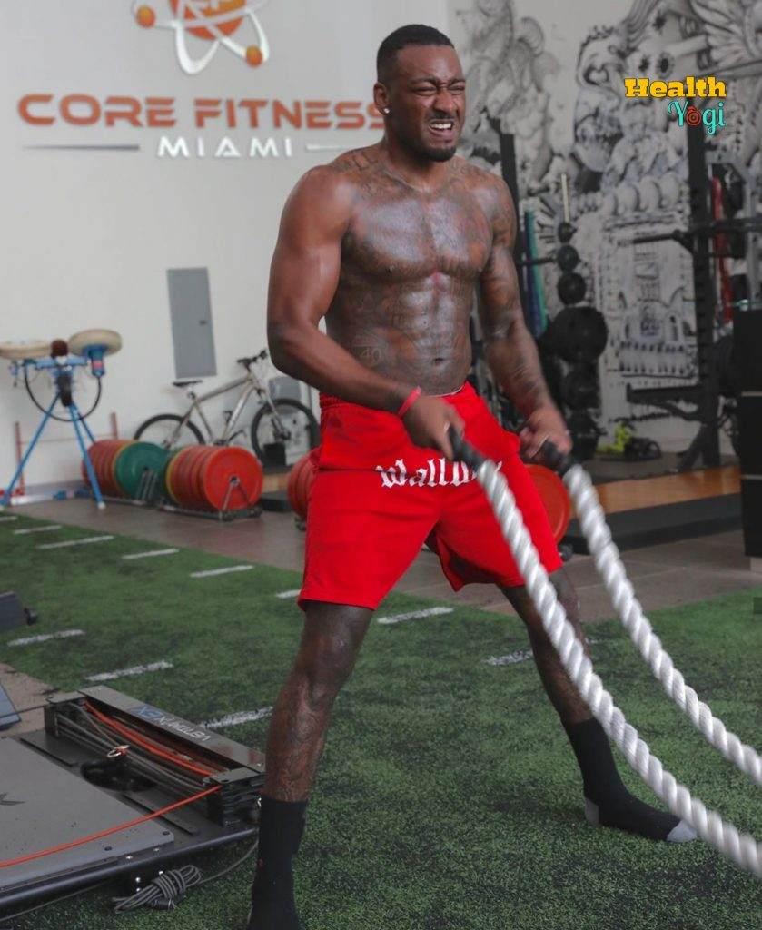 John Wall Exercise Routine