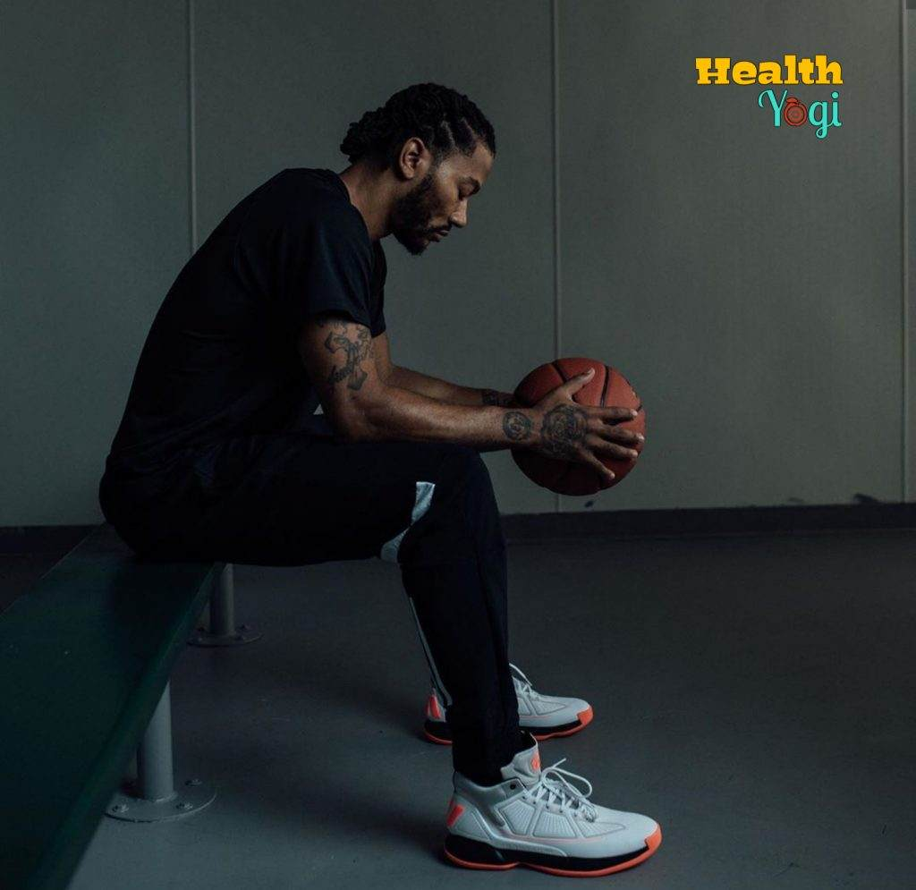 Derrick Rose Basketball Player