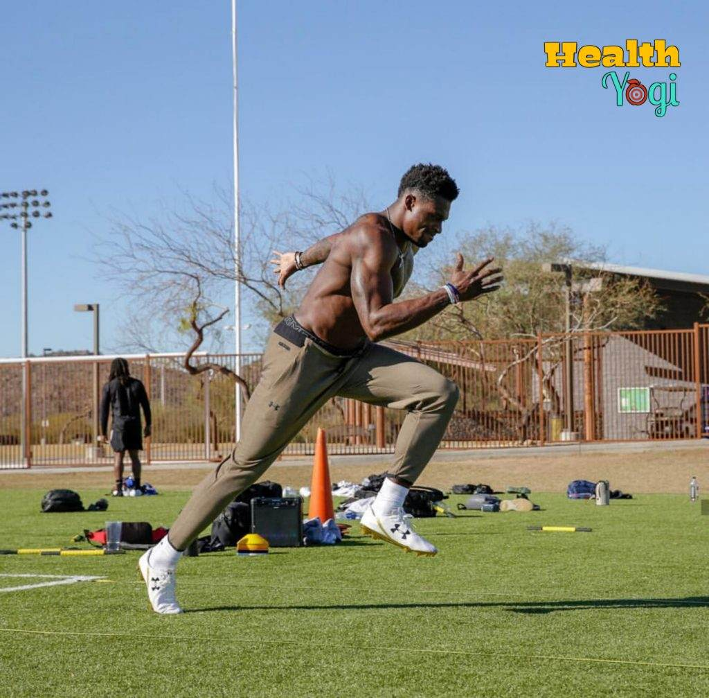 DK Metcalf Exercise Routine