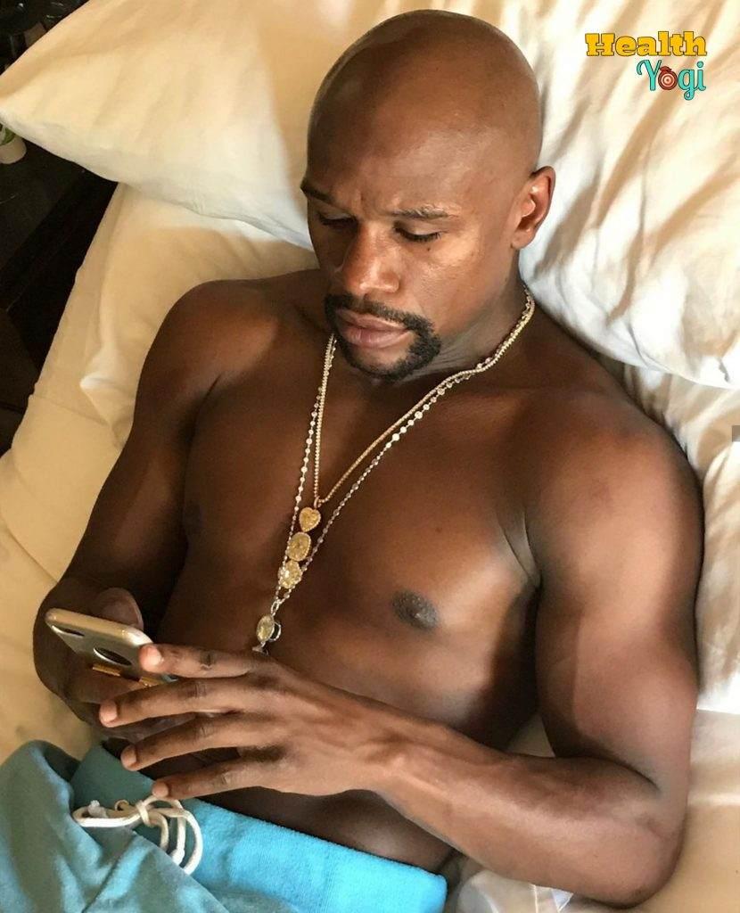 Floyd Mayweather Bodybuilding