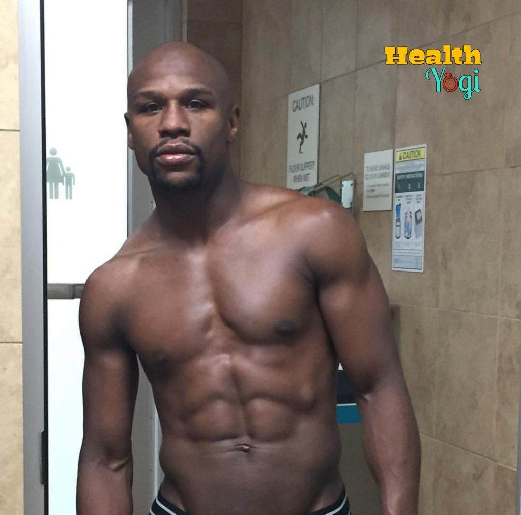 Floyd Mayweather Fitness