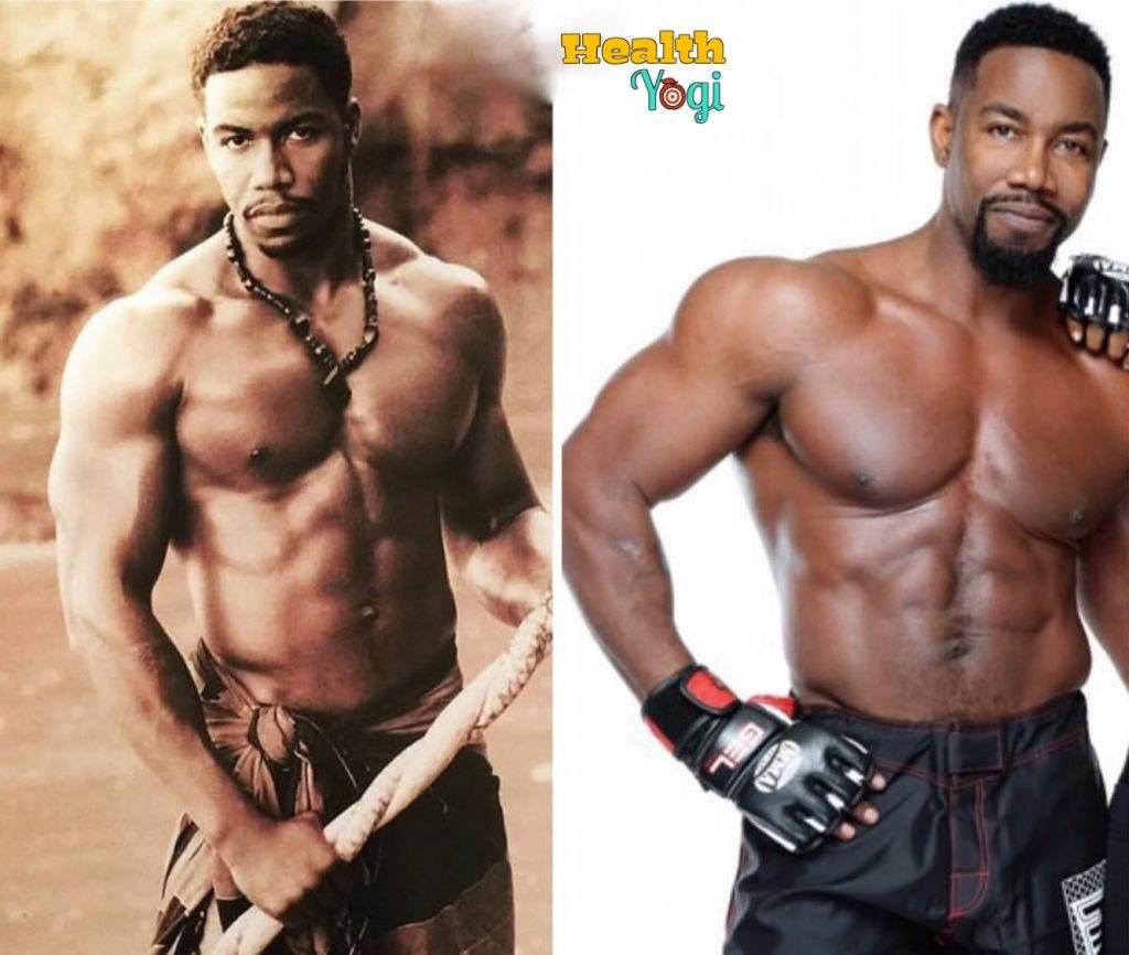 Michael Jai White body transformation