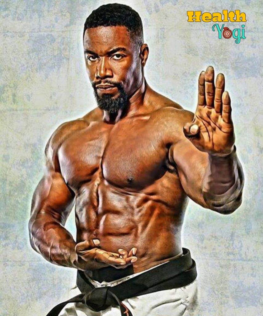 Michael Jai White Fitness