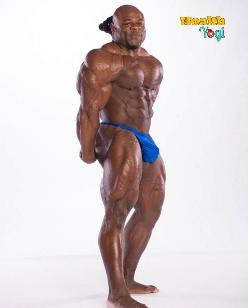 Kai Greene body HD Photo