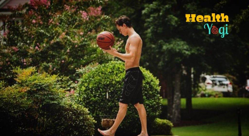 Tom Holland Exercise Routine