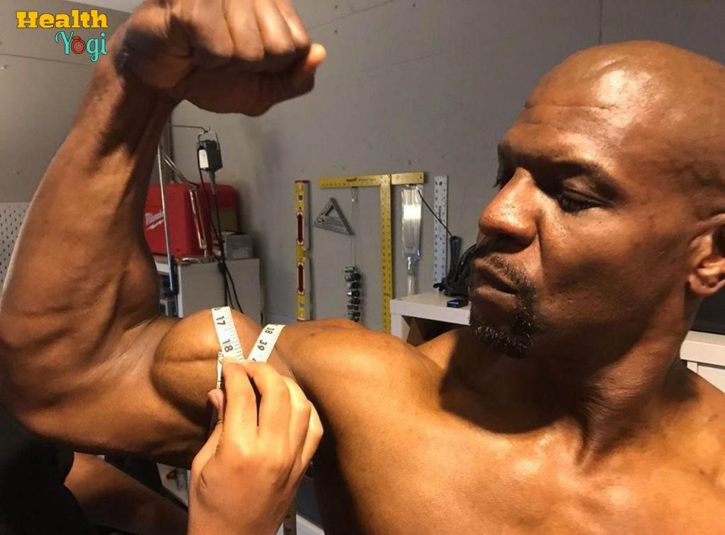 Terry Crews Biceps