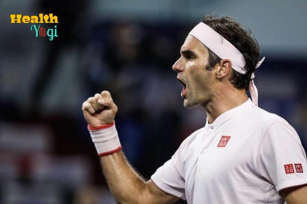 Roger Federer Exercise Routine