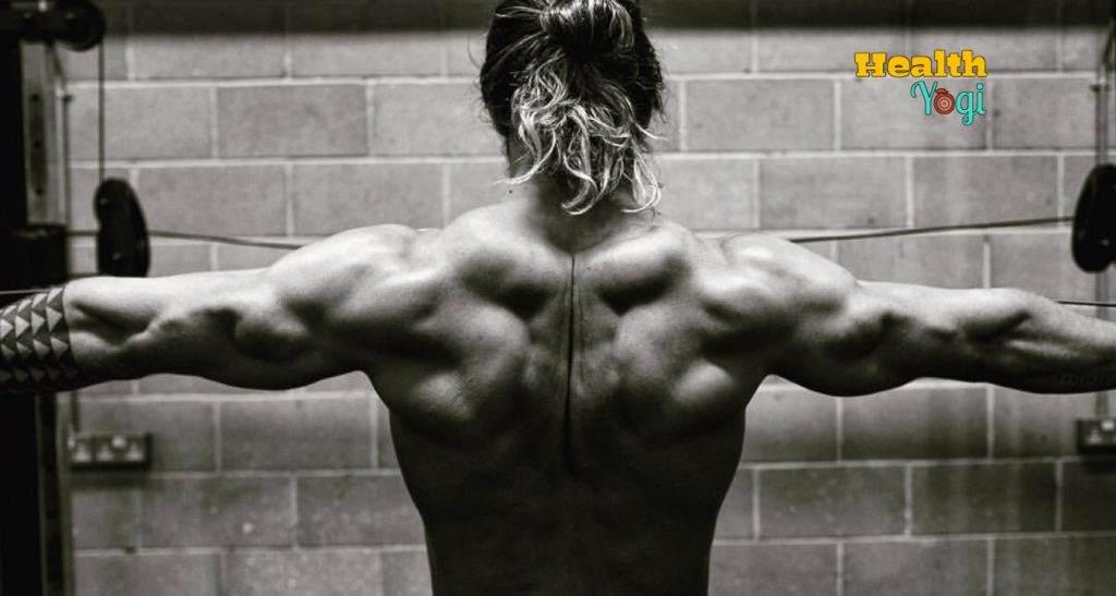 Jason Momoa Back Workout