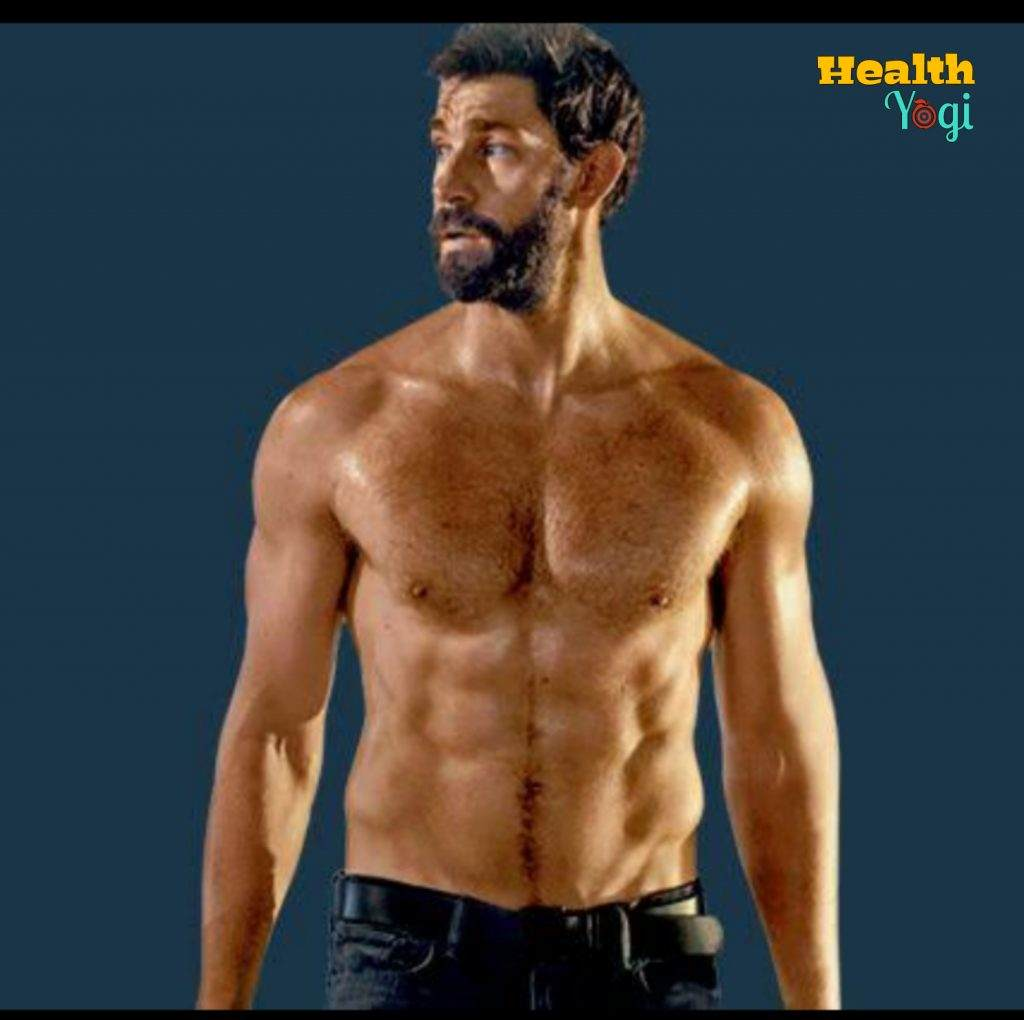 John Krasinski Workout Routine and Diet Plan