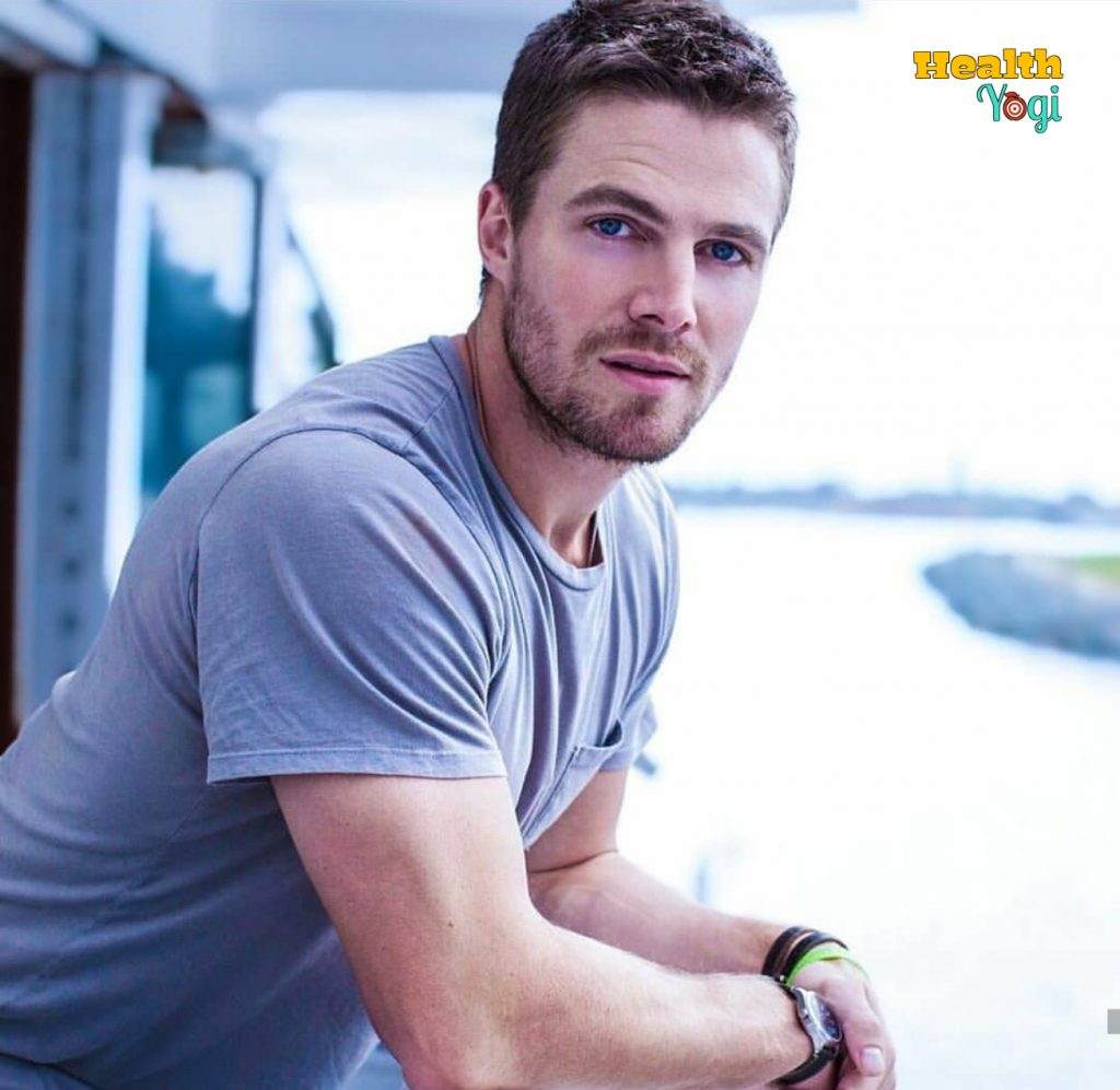Stephen Amell Meal Plan