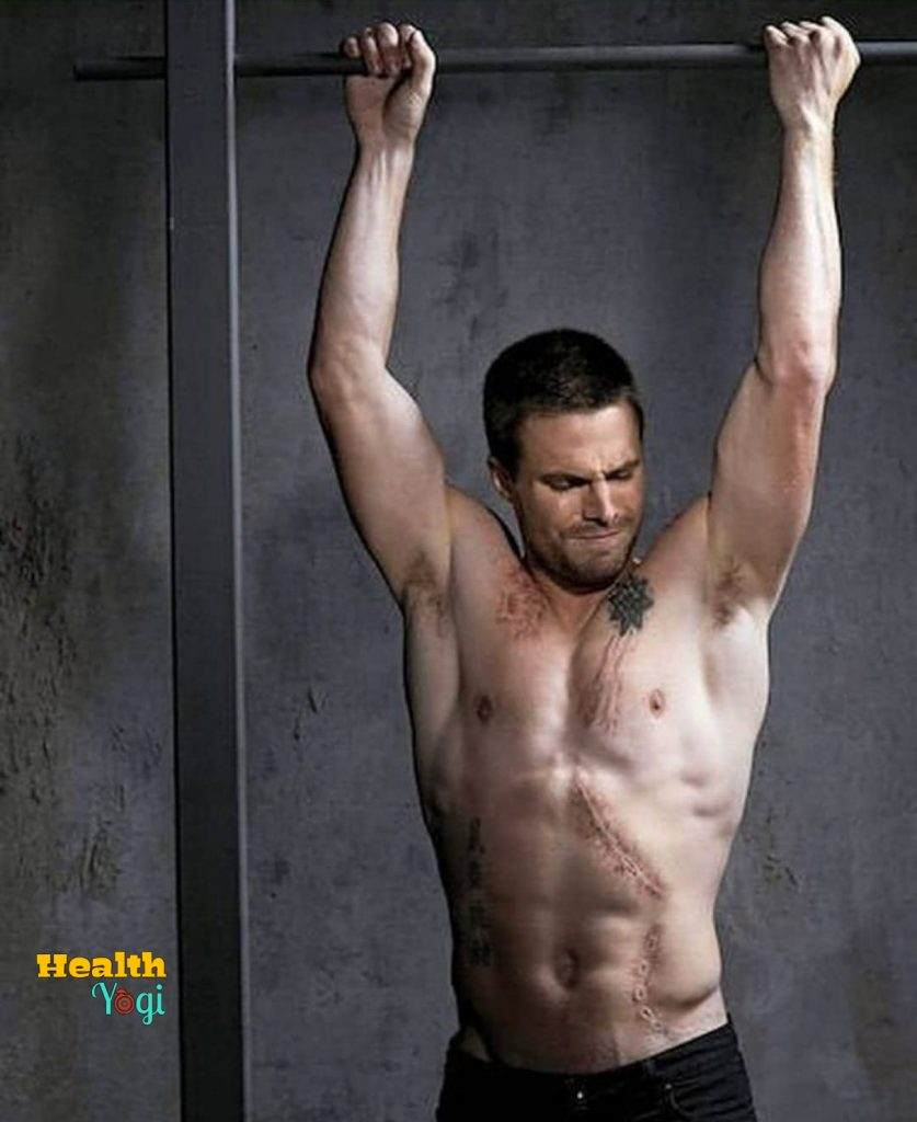 Stephen Amell Exercise Routine