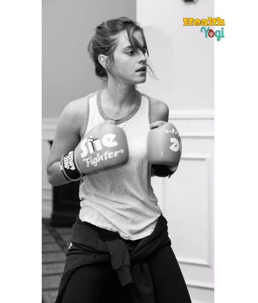 Emma Watson Diet Plan and Workout Routine