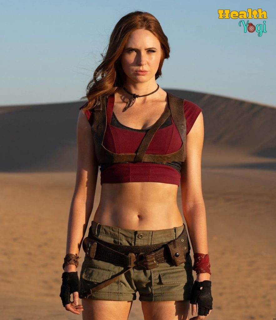 Karen Gillan Workout Routine and Diet Plan | Fitness Training For Jumanji 3 The Next Level