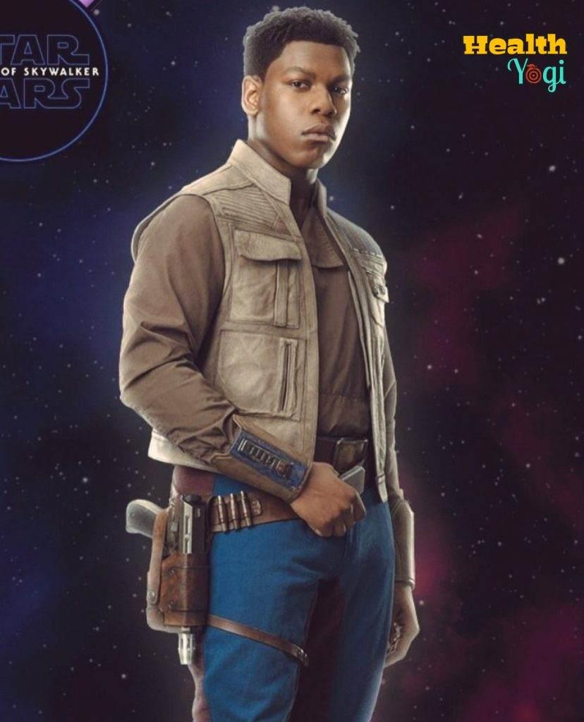 John Boyega Star wars Photo