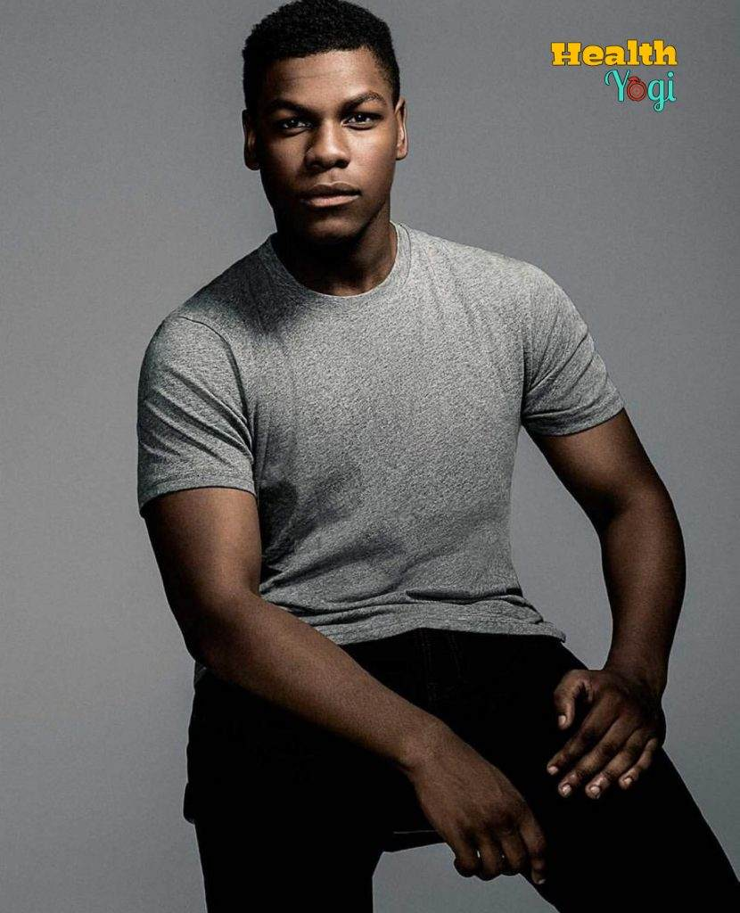 John Boyega Workout Routine and Diet Plan | Fitness Training for Star Wars: The Rise of Skywalker