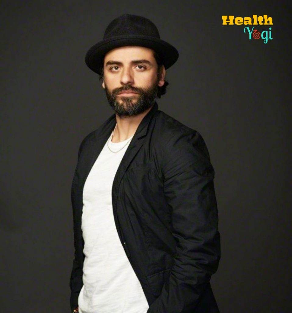 Oscar Isaac Workout Routine and Diet Plan