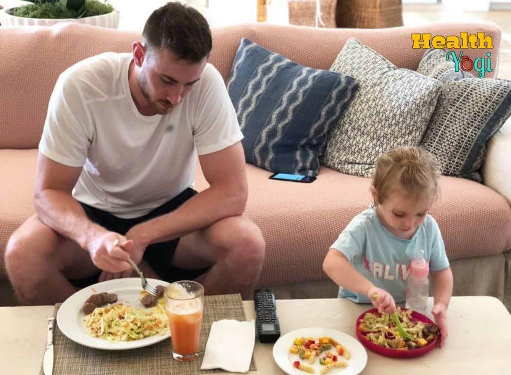 Gordon Hayward Meal Plan