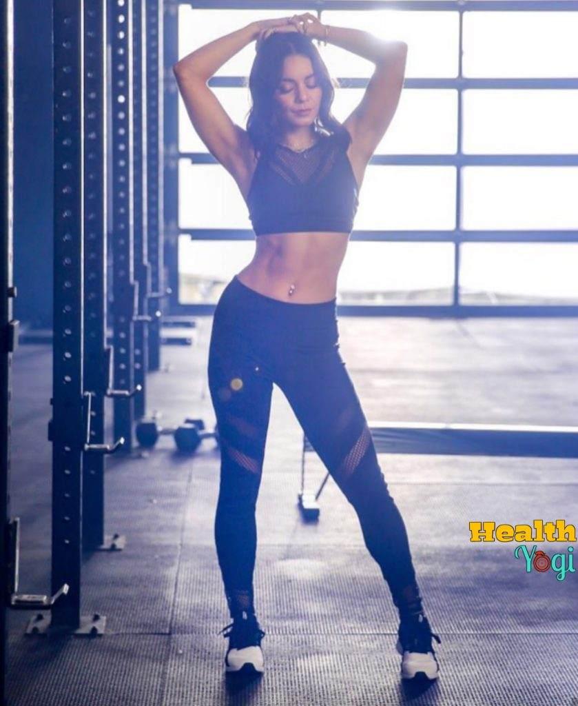 Vanessa Hudgens abs