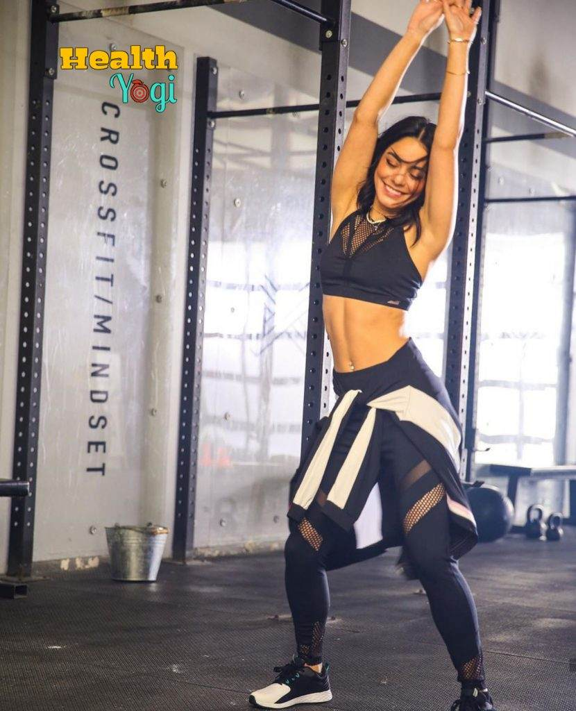 Vanessa Hudgens Workout Routine and Diet Plan | Fitness Training for Bad Boys 3 for Life 2020