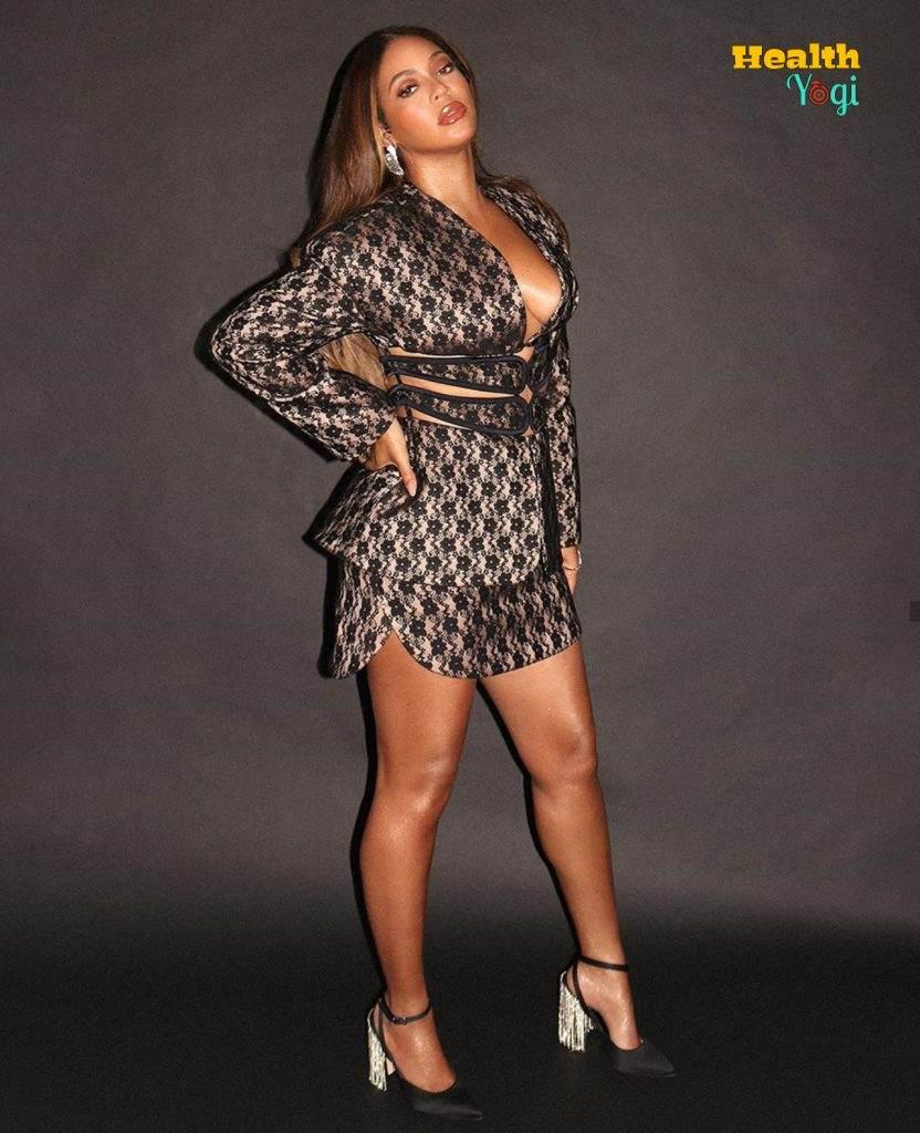 Beyonce Fit Body HD Photo