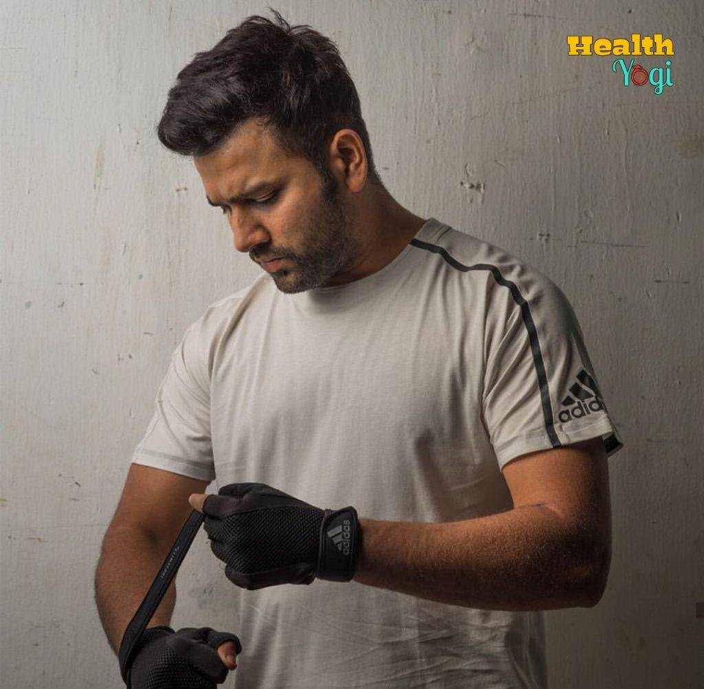 Rohit Sharma Workout Routine and Diet Plan