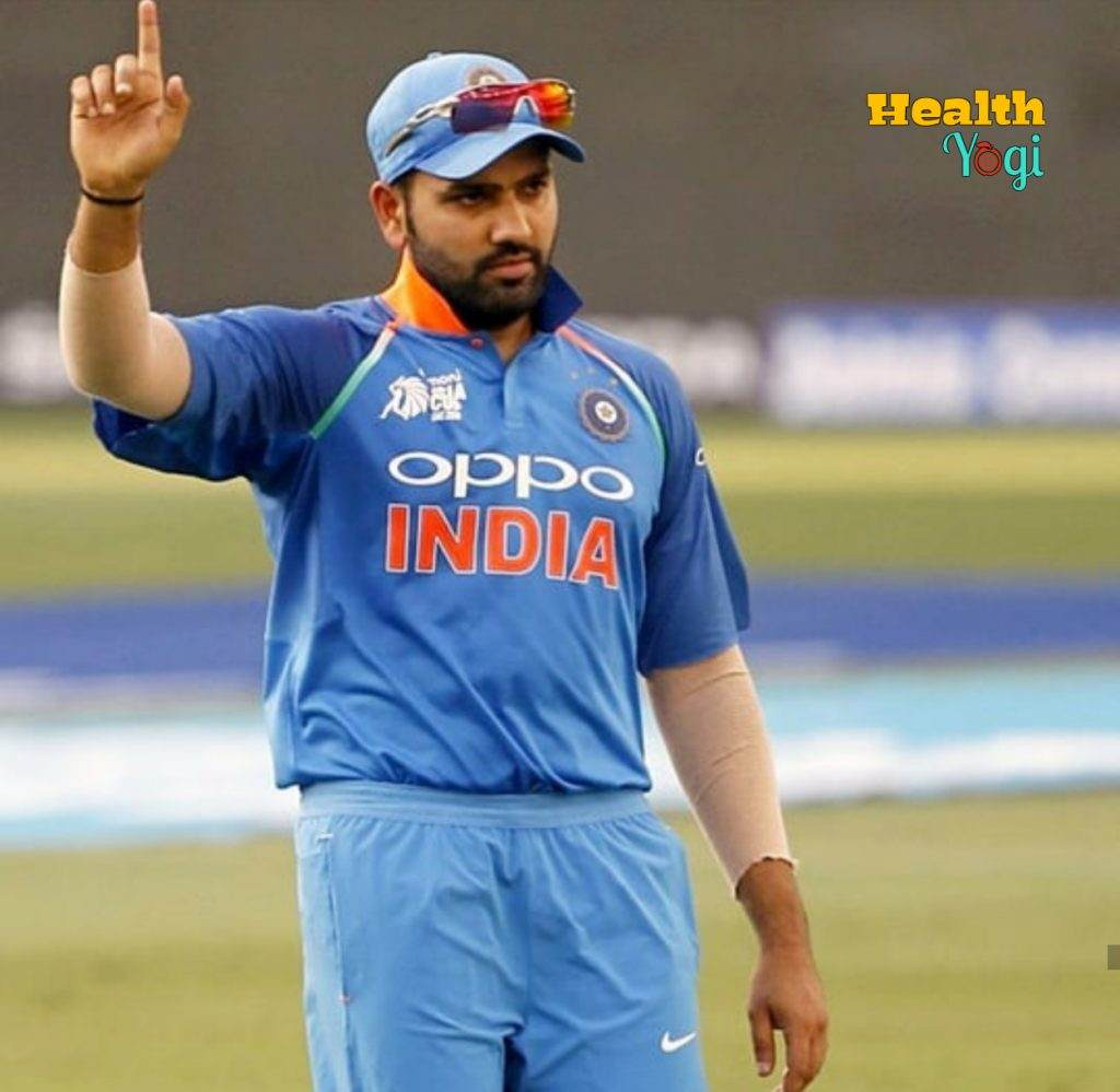 Rohit Sharma [Age, Height, Weight, Body Stats]