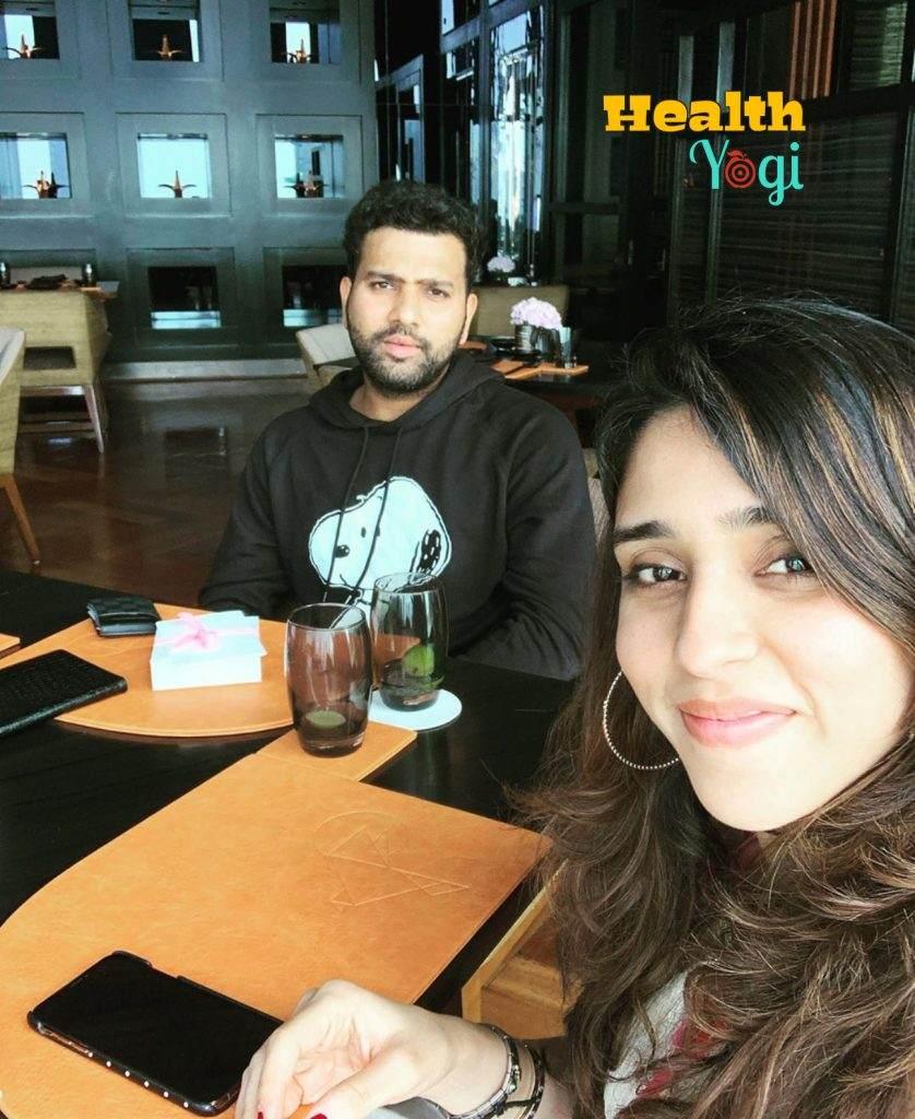 Rohit Sharma Meal Plan